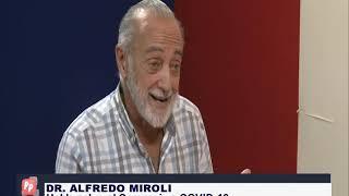 Coronavirus: Consejos Del Dr Alfredo Miroli