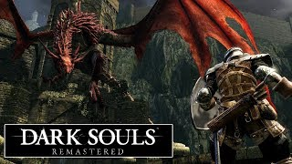DARK SOULS REMASTERED PC  GAMEPLAY DO INICIO AO VIVO COM INSCRITOS