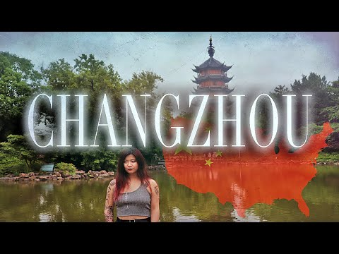 EXPLORING CHANGZHOU | JIANGSU  PROVINCE | TIANNING TEMPLE | China Travel Vlog 2019 |