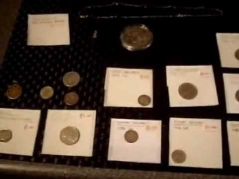 English picker antique's and collectables haul 63 - you guessed it more silver coins!