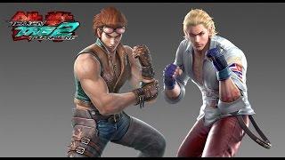 Hwoarang & Steve Fox combos : Tekken Tag Tournament 2
