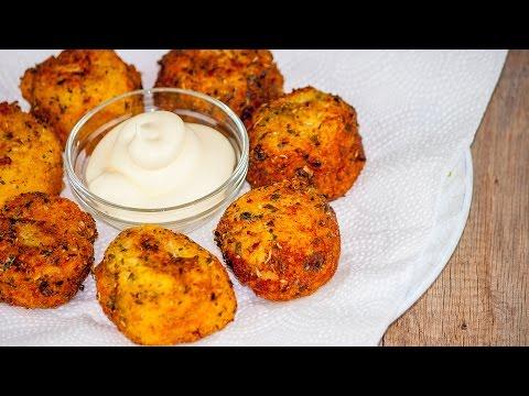 Картофельные крокеты с сыром. Готовим простые рецепты от wowfood.club