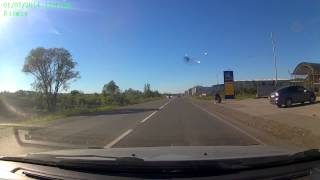 Лесосибирск ДТП 1,07,2014