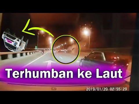 20/01/2019 Kemalangan Terhumban Dalam Laut Jabatan Pulau Pinang