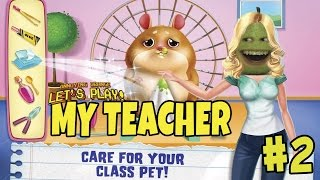 Pear is Forced to Play - My Teacher #2