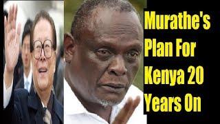 David Murathes Secret Plan For Kenya Part 2