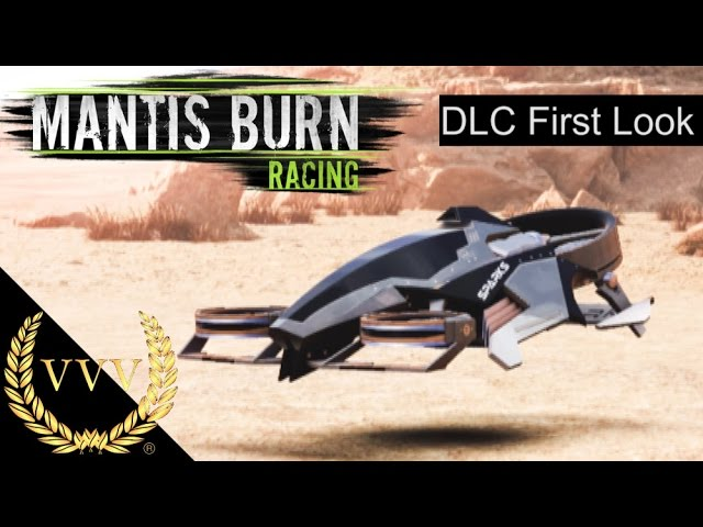 Mantis Burn Racing DLC First Look