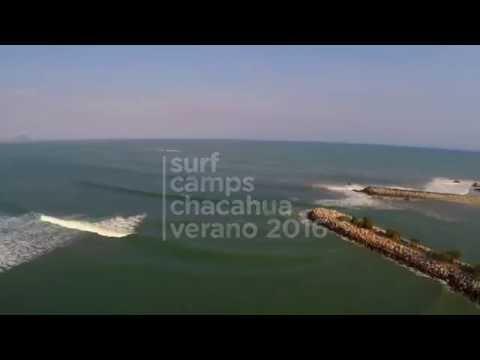 Surf Camps Chacahua, Oaxaca Mexico Julio 2016