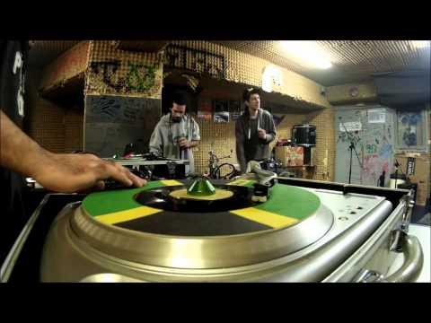 Ensayo Ghetto fyah sound crew Febrero 2015