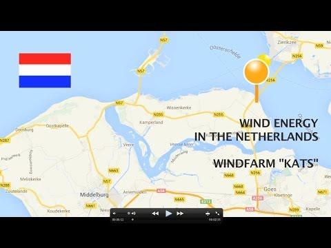 NEW ENERGY PLACES: 9 MW windfarm Kats