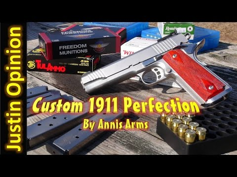 Hand Built Custom 1911 - Sheer Beauty!