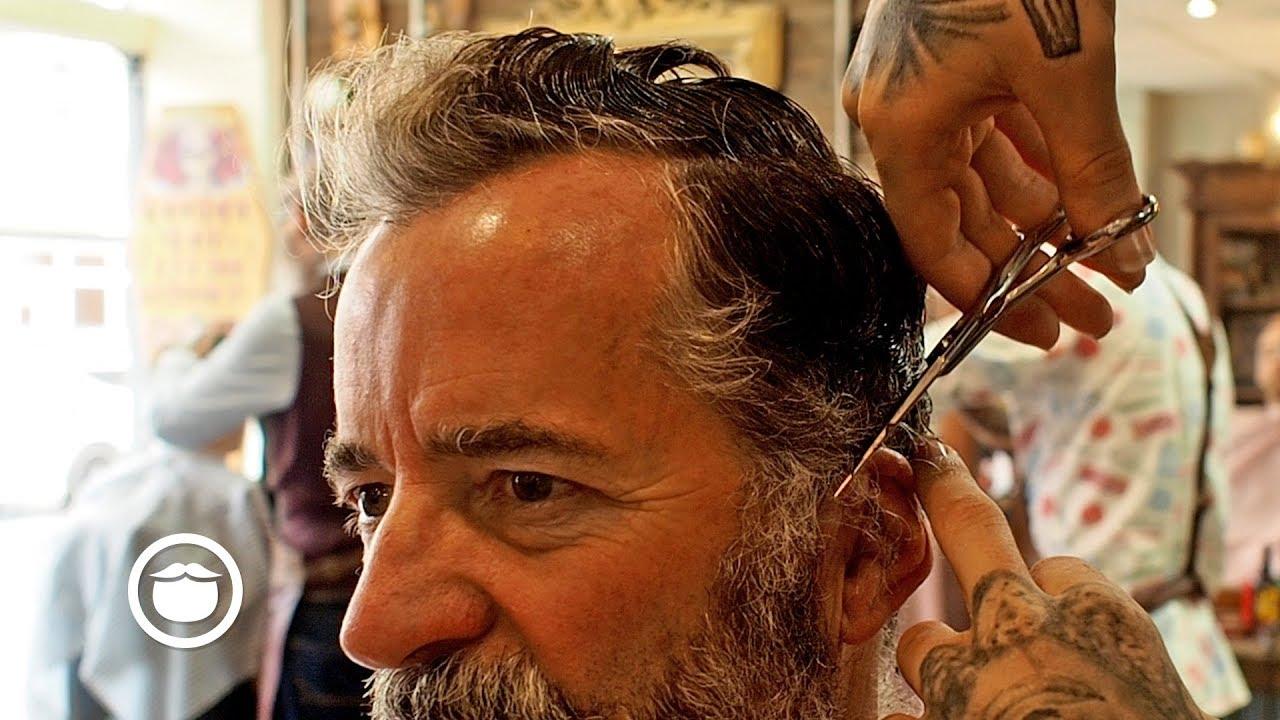 hd barber shop 54 photos u0026 30 reviews barbers 9805 prospect amsterdam barber shop. Black Bedroom Furniture Sets. Home Design Ideas