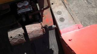 трактор т-25 (реставрация)(, 2011-08-31T12:23:34.000Z)