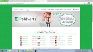 paidverts.com 2017-kiem tien 10$/ngay