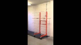 Budget Drying Rack