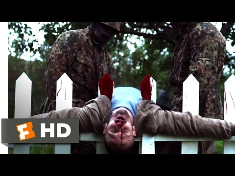 Dead Snow: Red Vs. Dead (2014) - The Nazis Are Coming! Scene (5/10) | Movieclips
