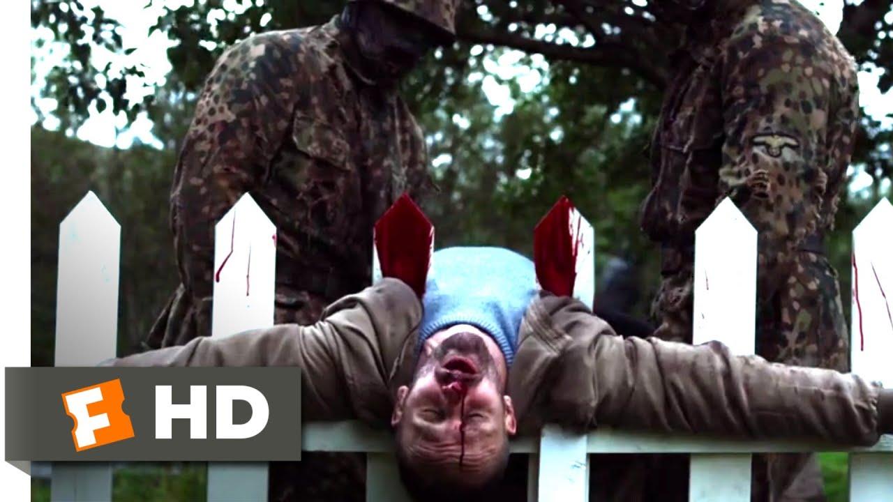 Download Dead Snow: Red vs. Dead (2014) - The Nazis Are Coming! Scene (5/10) | Movieclips