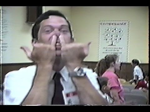 Charity Baptist Church Camp Meeting 1991, Part 1 of 3 by Brian Hargis