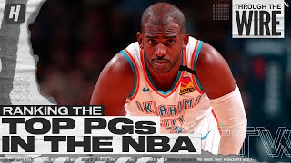 Ranking The Top Point Guards in the NBA | Though The wire Podcast