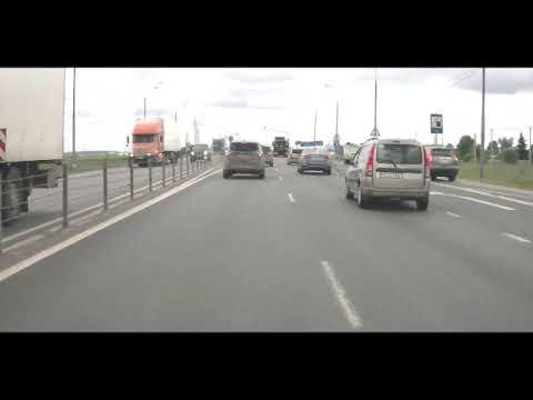 Видео ГИБДД-ДПС.РФ: ДТП Новорязанское шоссе 26.05.2019 1