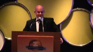 Bob Rosenberg -- 2013 PMP Hall of Fame Acceptance Speech