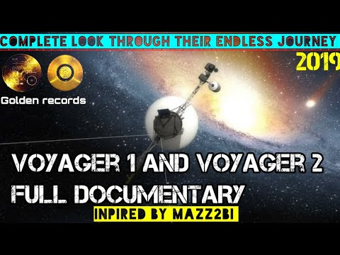 Voyager 1 & Voyager 2 And The Golden Record || Documentary Of Their Journey