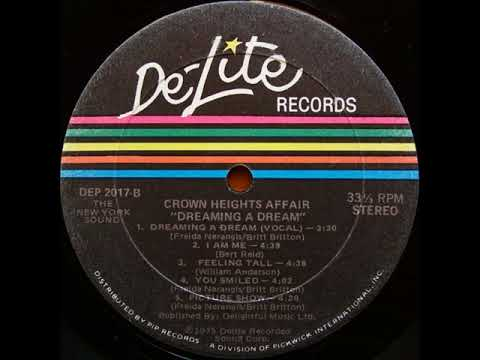 Crown Heights Affair - Dreaming a dream (vocal version)