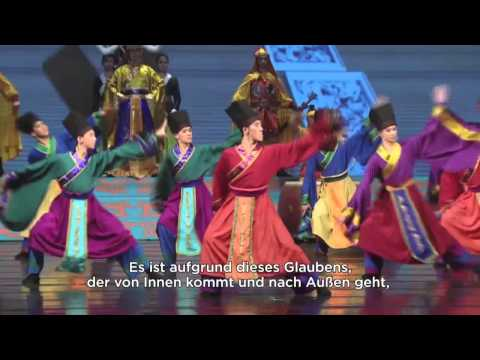 Shen Yun Performing Arts: Zuschauer-Feedbacks Europa 2012