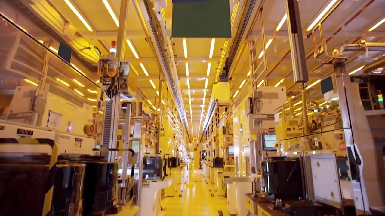 Intel S Manufacturing Excellence And The Data Revolution