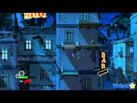 Bionic commando rearmed уровень 8 как пройти