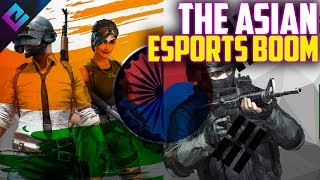 FaZe Clan, Fnatic, OpTic Gaming ALL Try Asia and India for Esports