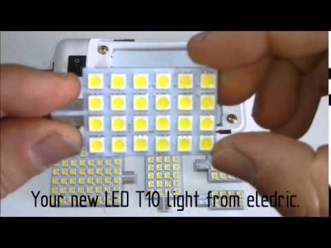 Led Jayco T10 Light Bulb Replacement Www Eledric Com Au