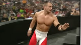 Lance Storm begins the Invasion: Raw, May 28, 2001