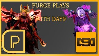 Purge Plays Legion Commander with Day9