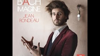 Jean Rondeau plays Bach on his debut album 'IMAGINE'