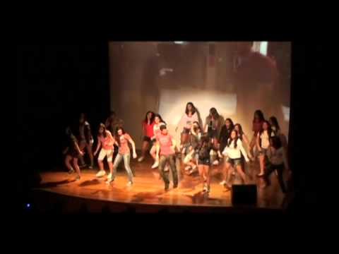 Glee on dance  Gold Digger  Kanye West e Jamie Foxxmpg