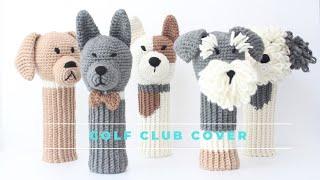 골프채 우드커버(golf club covers) 소개 …