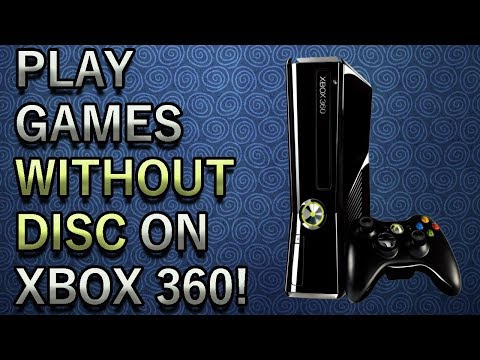 HOW TO PLAY XBOX 360 GAMES WITHOUT DISC! (2019)