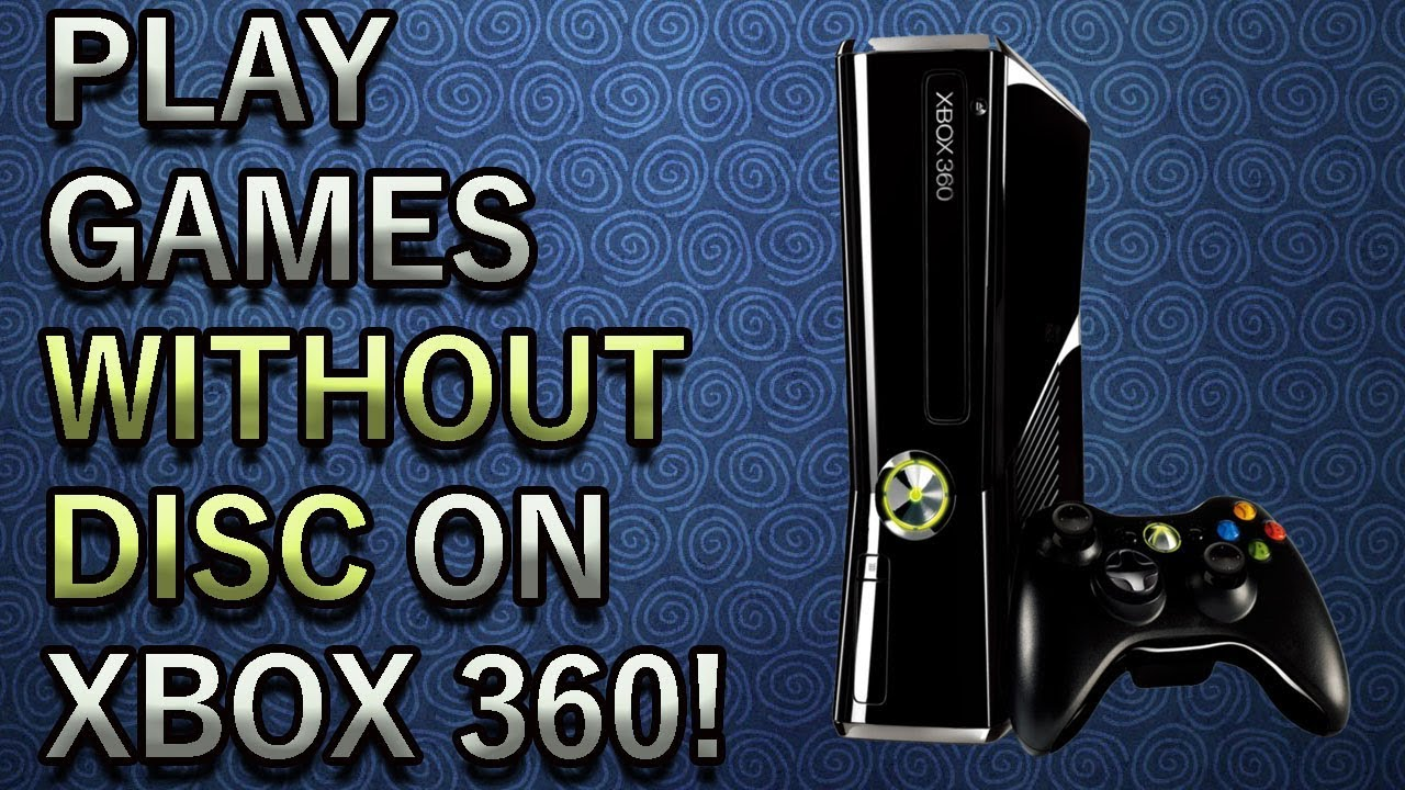 play xbox 360 games on an external hardrive no jtag - YouTube