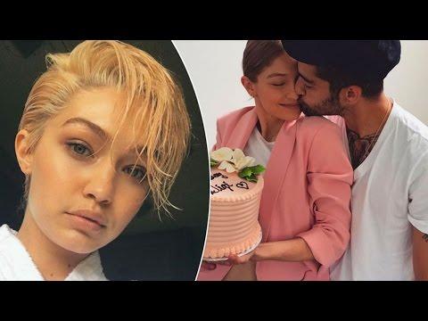 Gigi Hadid's Birthday Celebration with Zayn Malik is Relationship GOALS