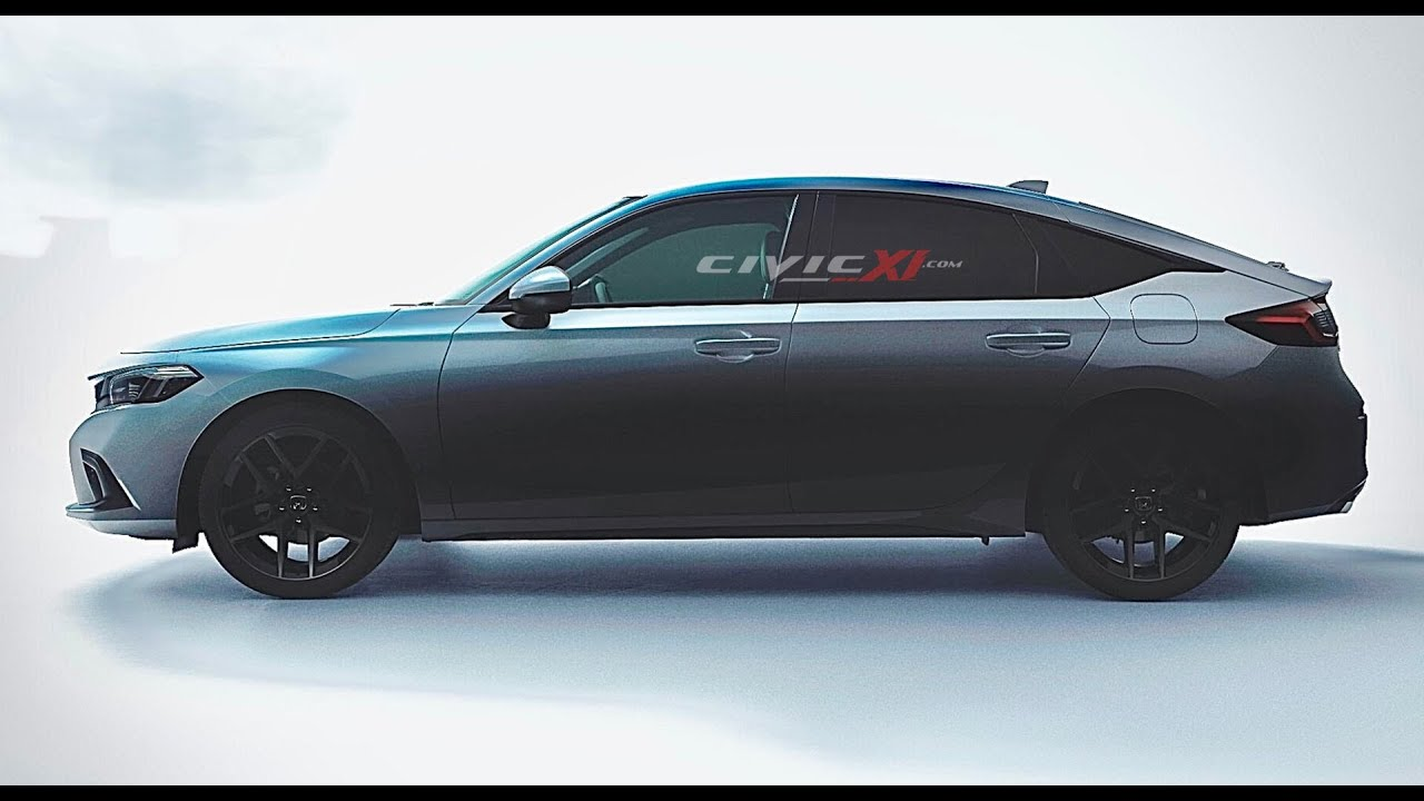 2021 Honda Civic Hatchback // Is this the BEST Civic to BUY?? (Fun, Practical & Affordable!)