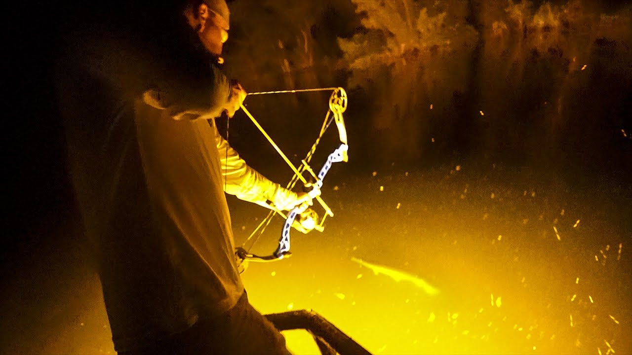 shooting-over-100-fish-in-1-night-bowfishing
