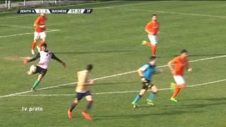 Zenith Audax-Bucinese 1-1 Eccellenza Girone B