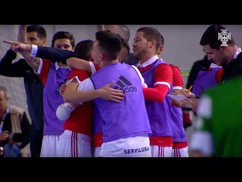 Final da Taça da Liga de Futsal: Sporting CP 2 - 5 SL Benfica