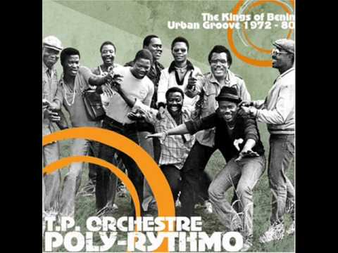 T.P. Orchestre Poly-Rythmo - Aihe Ni Kpe We