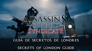 Vídeo Assassin's Creed Syndicate