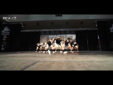 BLACK BRONX - Categoria Juvenil A - URBANCE 2017