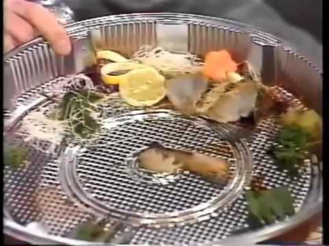 Dave's Hot Lunch Program on Late Night, February 1985 -competition realty shows