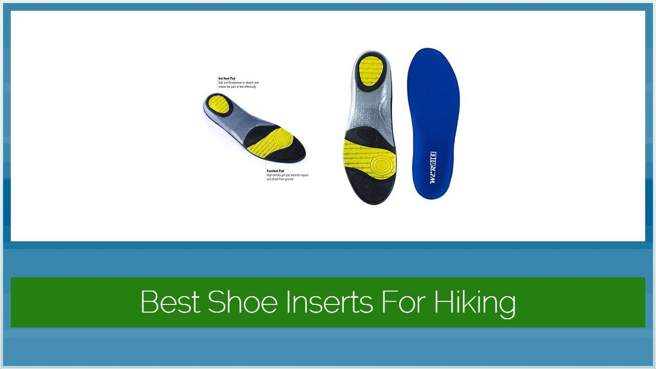Shoe Insoles and Arch Support Sport Inserts For Shock Absorption and  Cushioning , HLYOON shoe inserts Size 9 - 14