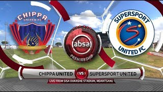 Absa Premiership 2018/19 | Chippa United vs SuperSport United